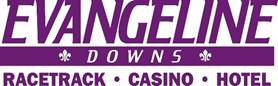 evangeline downs logo